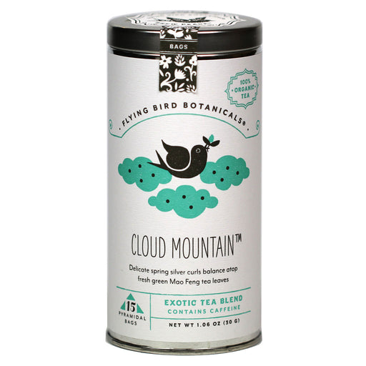 Flying Bird Botanicals - Cloud Mountain Organic Mao Feng Green Tea