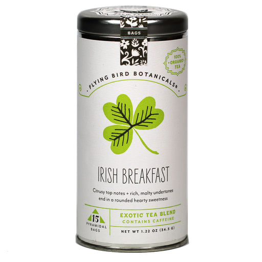 Flying Bird Botanicals - Organic Irish Breakfast Black Tea