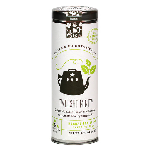 Flying Bird Botanicals - Twilight Mint Tea