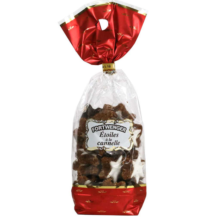 Fortwenger - Cinnamon Star Gingerbread Cookies, 7oz