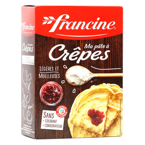 Francine - Crepe Mix, 380g (13.4oz)