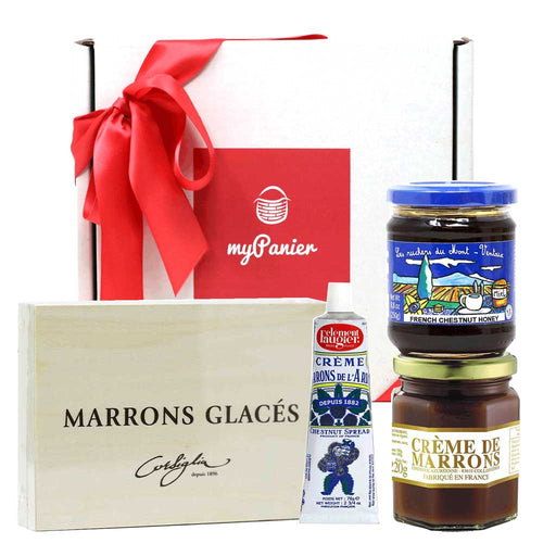 French Chestnut Gift Set