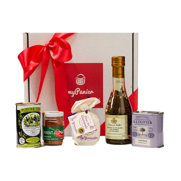 French Chef Essentials Gift Set