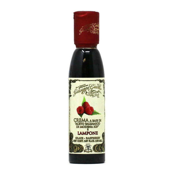 Giusti Raspberry Balsamic Glaze, 150ml (5 fl oz)