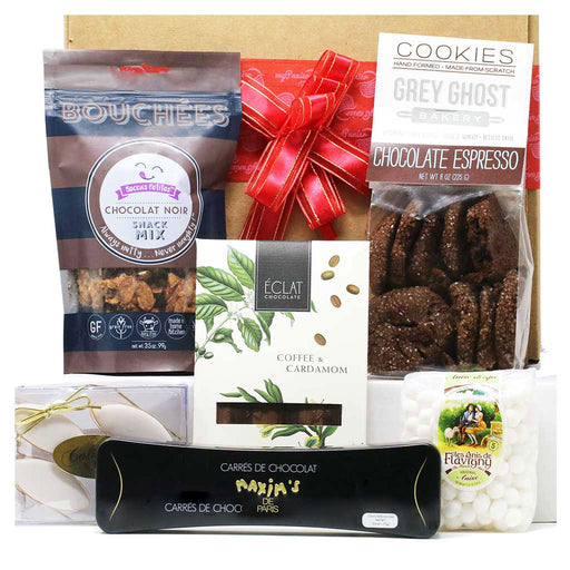 Gourmet Sweet Treats Gift Box-myPanier