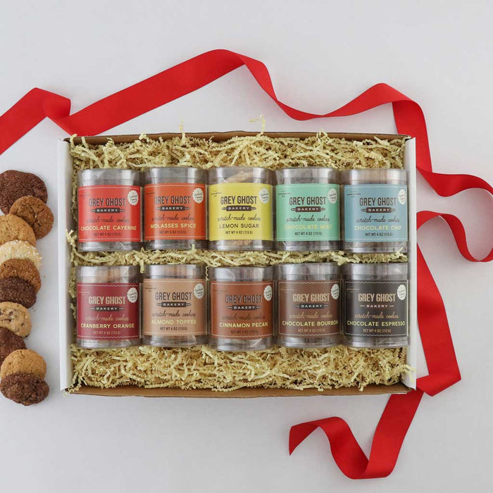 Grey Ghost Bakery - Mini Palette to Palate Gift Box