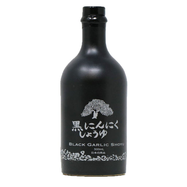 Haku - Black Garlic Shoyu Soy Sauce, 500ml