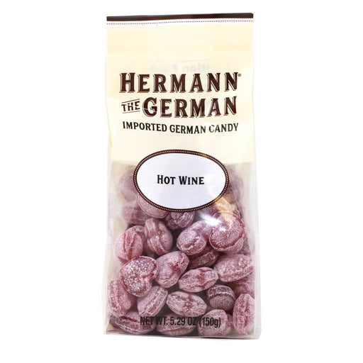 Hermann The German - Hot Wine Candy, 5.29oz
