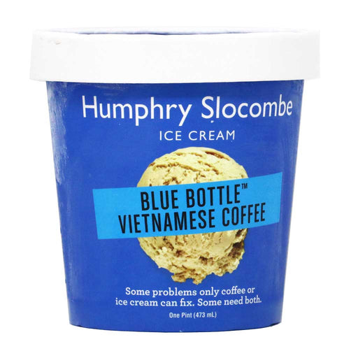 Humphry Slocombe - Blue Bottle Vietnamese Coffee Ice Cream, 1 Pint