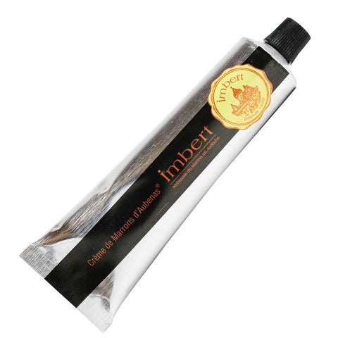 Imbert Artisanal Chestnut Cream (Creme de Marrons), 80g Tube