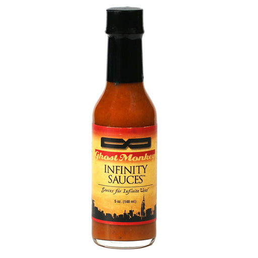 Infinity Sauces - Ghost Pepper Hot Sauce, 5oz