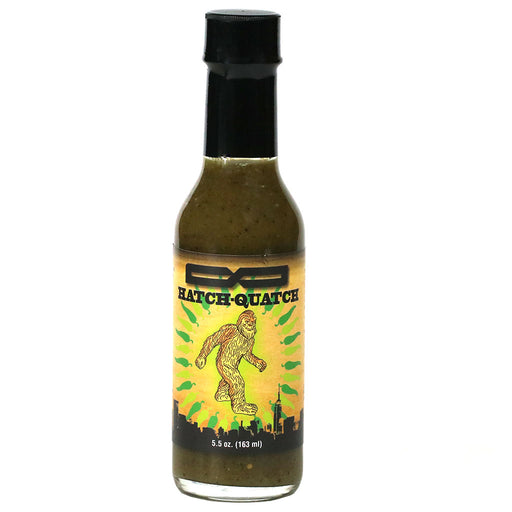 Infinity Sauces - Hatch Chile & Jalapeno Hot Sauce, 5.5oz **Limited Edition**