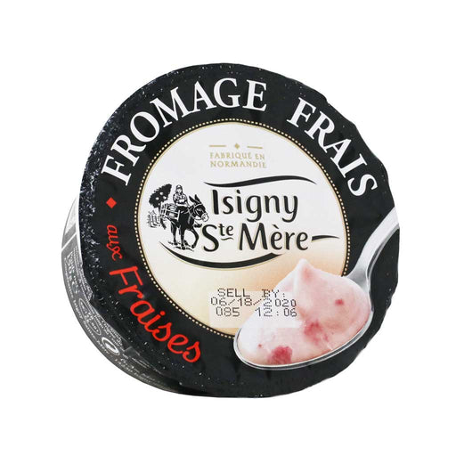 Isigny Ste Mere - Strawberry Fromage Blanc, 150g