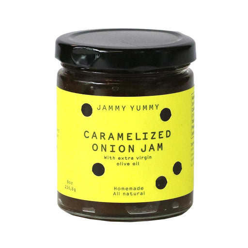 Jammy Yummy - All Natural Caramelized Onion Jam, 8oz