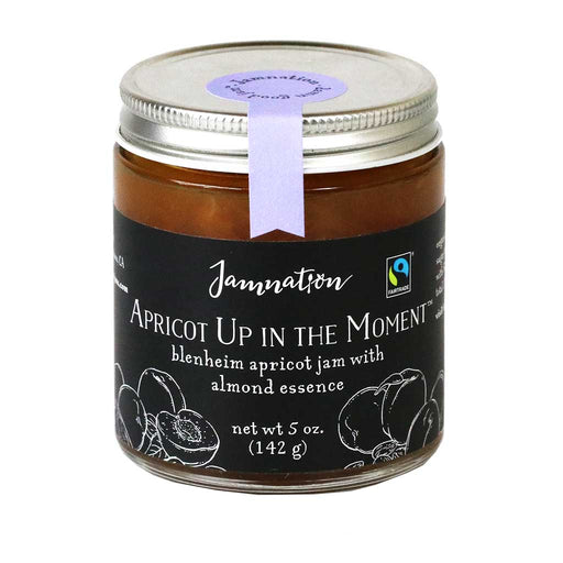 Jamnation - Blenheim Apricot Jam with Almond Essence, 5oz