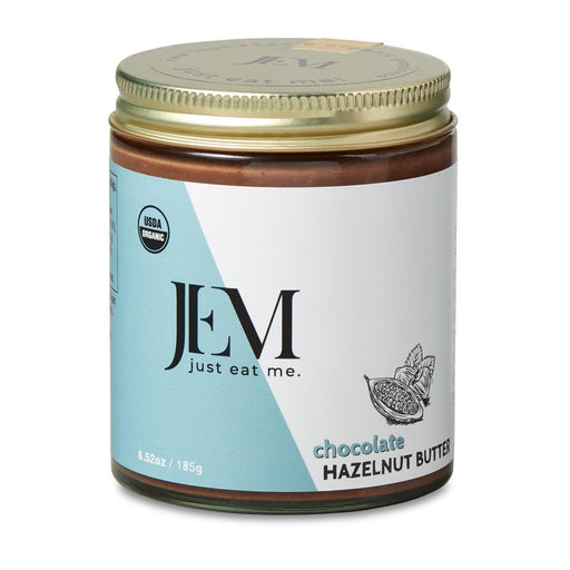 Jem Raw, Organic Chocolate Hazelnut Butter, 6 oz