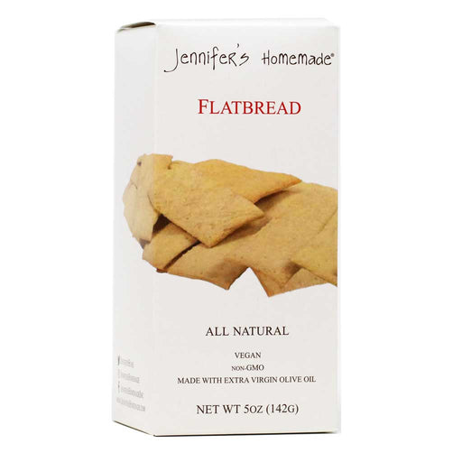 Jennifer's Homemade - Original Flatbread, 5oz