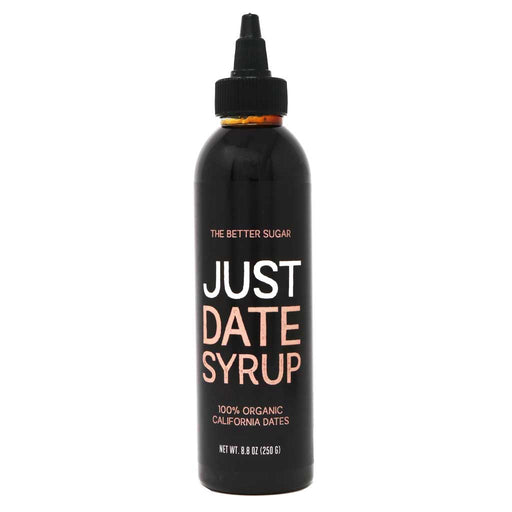 Just Date Syrup - Organic California Medjool Date Syrup, 8.8oz