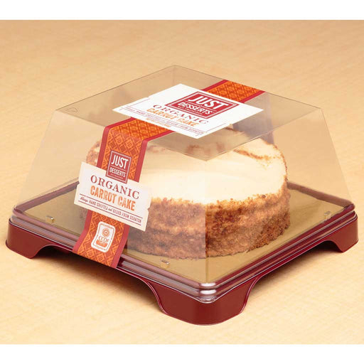 "Just Desserts - Classic 6"" Carrot Cake, 24oz"