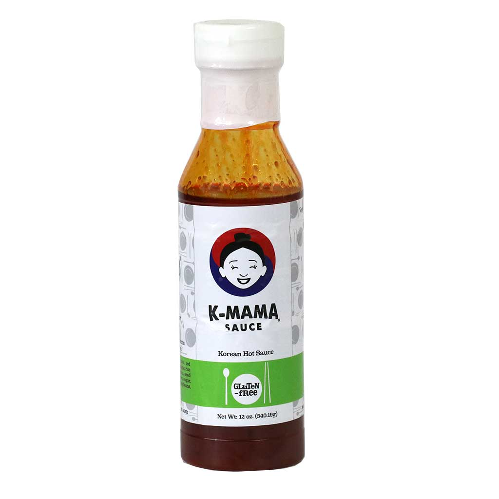 K-Mama Gluten-Free Korean Hot Sauce, 12oz - myPanier