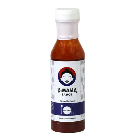 K-Mama Original Korean Hot Sauce, 12oz