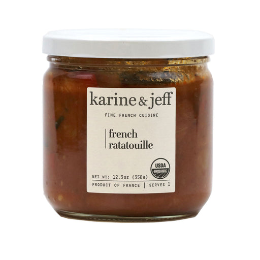 Karine & Jeff - Organic Provencal Vegetable Stew (Ratatouille), 12.3 oz