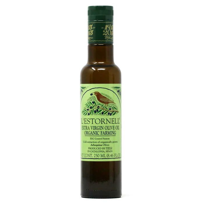 L'Estornell - Organic Extra Virgin Olive Oil, 250ml