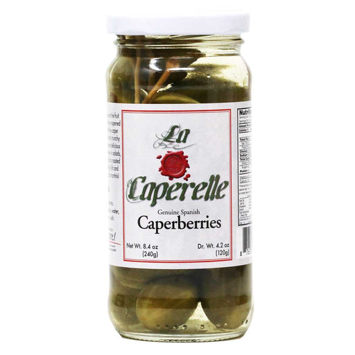 La Caperelle - Genuine Spanish Caperberries, 8.5oz
