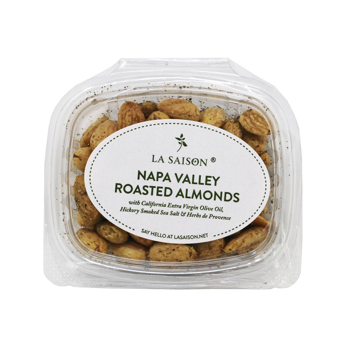 La Saison - Olive Oil Roasted Almonds, 3oz