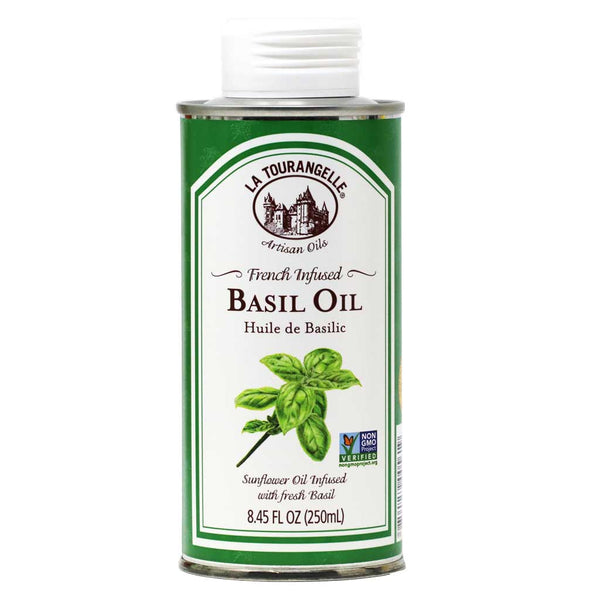 La Tourangelle - French Infused Basil Oil, 250ml