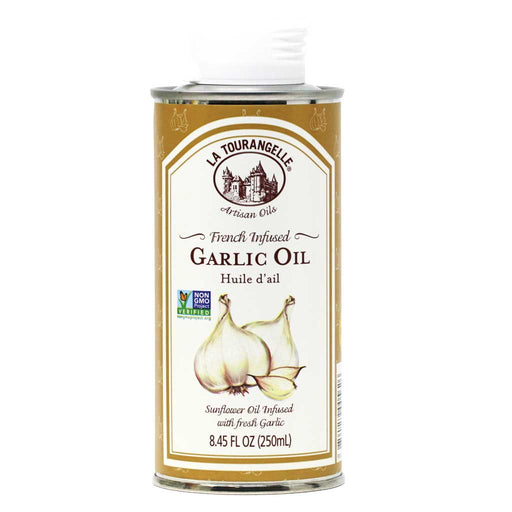 La Tourangelle - French Infused Garlic Oil, 250ml