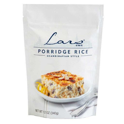 Lars Own - Swedish Rice for Porridge, 12oz