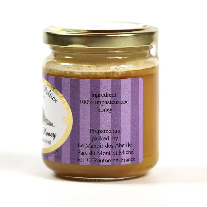 Maison Peltier - French Raw Lavender Honey, 250g (8.8 oz)