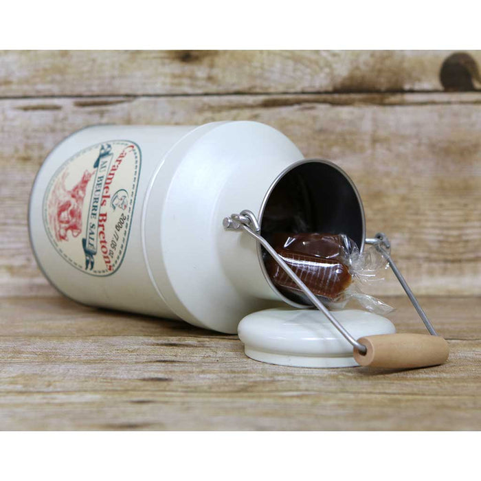 Maison Armorine - Soft Salted Caramel Milk Churn 200g