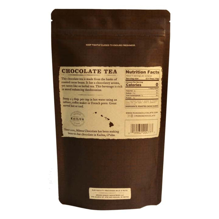 Manoa Hawaii - Chocolate Tea, 4oz (113g)