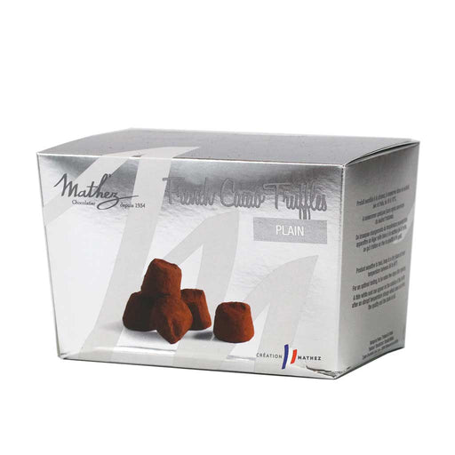 Mathez - French Chocolate Truffles, 8.8oz Box