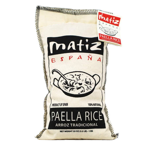Matiz - Traditional Spanish Paella Rice, 35oz (1kg)