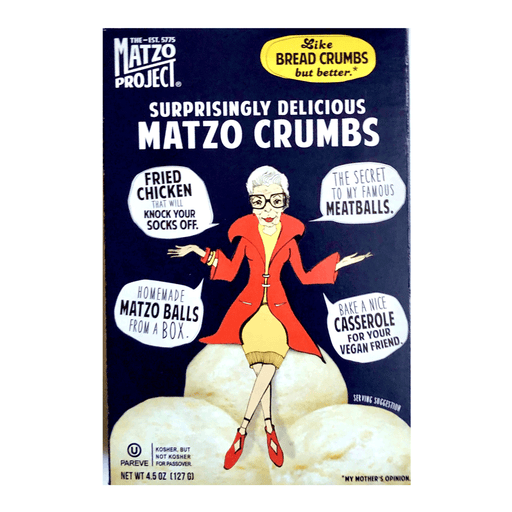 Matzo Project Homemade Matzo Crumbs, 4.5oz