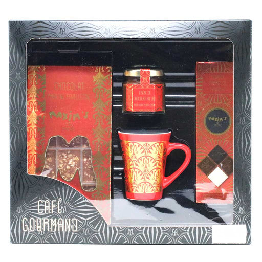 Maxim's Paris - Gourmet Coffee Sweets (Cafe Gourmand) Gift Box, 6.2oz (175g)