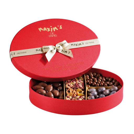 Maxim's Paris - Red Hat Gift Box of Assorted Chocolates, 270g