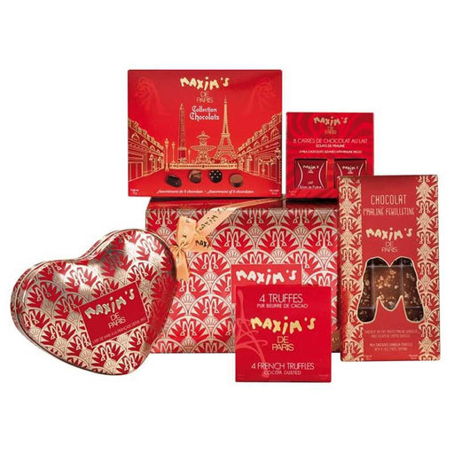 Maxim's Paris - Farandole Chocolate Medley Gift Box, 8.8oz (249g)