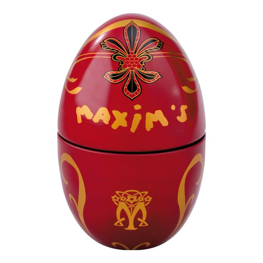 Maxim's Red Egg - Milk Chocolates with Praline, Gift Tin (100g)