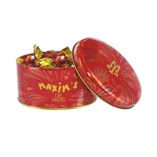 Maxim's Paris - Hazelnuts Covered with Milk Chocolate, 16pc Gift Tin (40g)