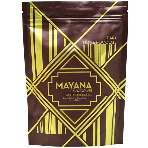 Mayana Chocolate - Dark Hot Chocolate, 8oz
