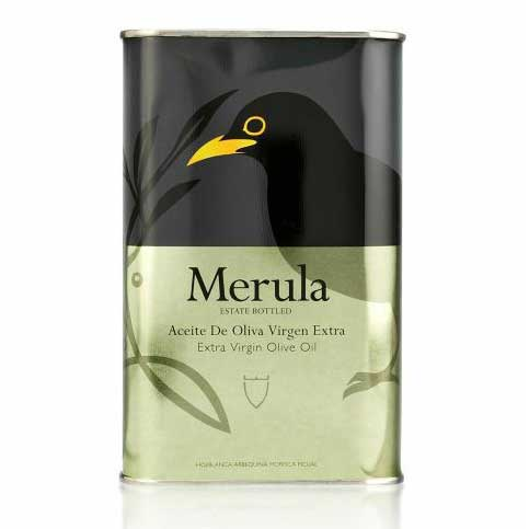 Marques de Valdueza - Merula Extra Virgin Olive Oil, 500ml Tin