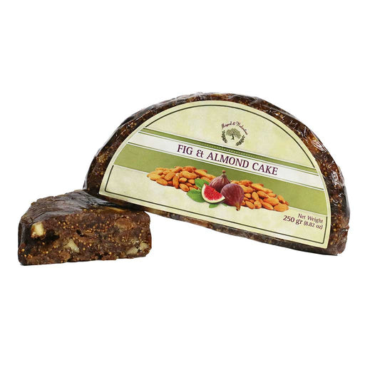 Miguel & Valentino - Fig & Almond Cake from Spain, 8.82oz