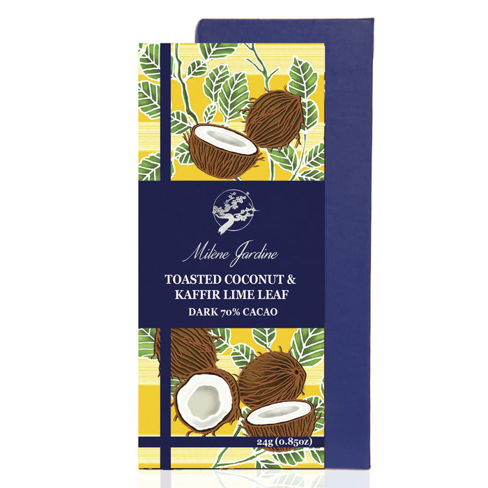 Milene Jardine - International Artisanal Chocolate Bar Library