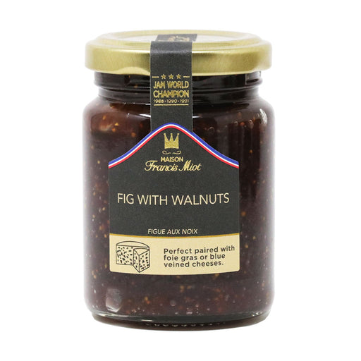 Miot - Fig & Crushed Walnuts Fruit Preserve, 100g