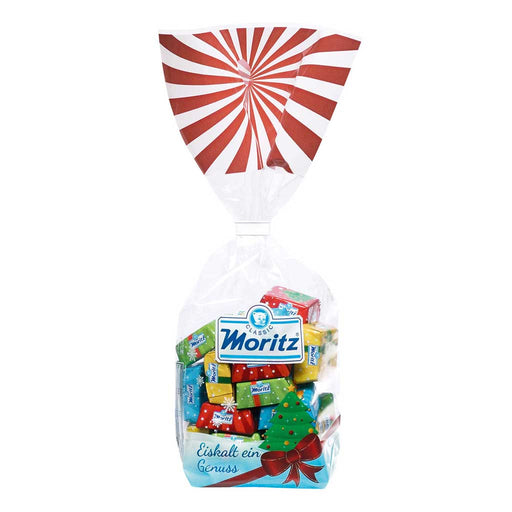 Moritz - Holiday Chocolate Ice Cubes, 8.8oz Bag