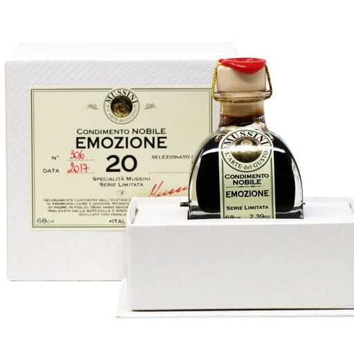 Mussini - 20 Year Aged Condiment | Emozione | 71ml (2.4oz)
